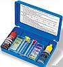 Тестирующий комплект для определения уровня pH и концентрации Cl