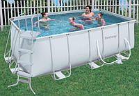 Каркасный бассейн Bestway 412х201х122 см (56456)