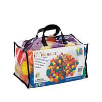 Шарики (мячики) для сухого бассейна Intex , 6.5 см (100 шт) (49602)