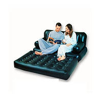 Надувной диван-трансформер 5 в 1 Bestway 193х152х64 см (75039), фото 1