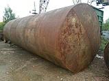 Резервуар металлический толстостенный 45м3, фото 3