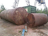 Резервуар металлический толстостенный 45м3, фото 2