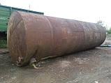 Резервуар металлический толстостенный 45м3, фото 4