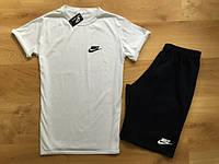 Распродажа! Мужские Комплекты Nike Футболка+шорты
