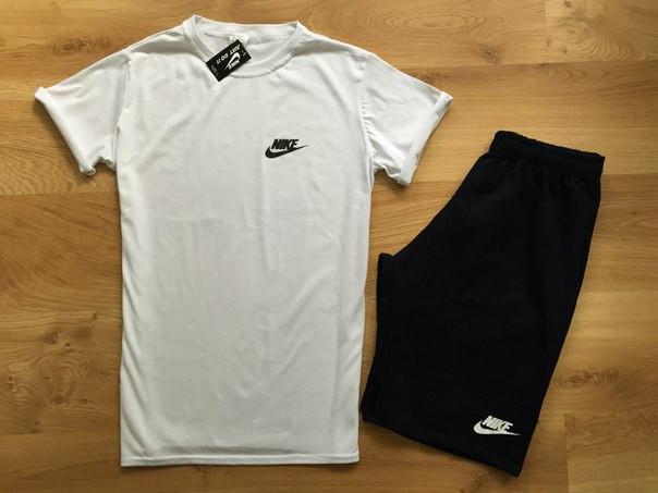 4b94e3f4731 Распродажа! Мужские Комплекты Nike Футболка+шорты - Интернет магазин Big  Bob в Харькове
