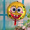 Воздушный шар фольгированный Губка Боб