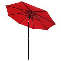 Зонт алюминиевый красный 2,7 метра
