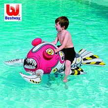 Надувная игрушка краб Bestway 41086 надувной плотик