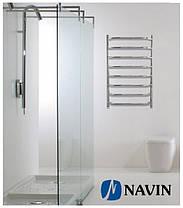 Полотенцесушитель електричний NAVIN Блюз 480 х 800 (без терморегулятора), фото 2