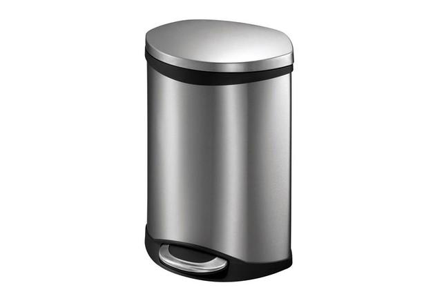 Ведро для мусора напольное эллипс 10 л