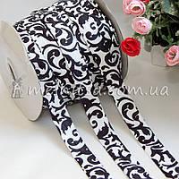 Резинка для повязок (эластичная бейка), Орнамент
