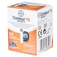 Тест-полоски Контут ТС (Contour TC) 50шт