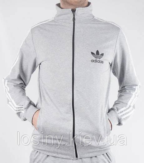 920b214a6ad6 Спортивная кофта, олимпийка, мастерка ADIDAS с лампасами - Sport style -  интернет-магазин