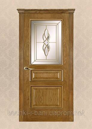 Двери межкомнатные из массива дуба, фото 2