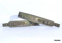 Ремень на ружье прямой камуфляж, фото 1