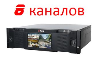 8-канальный сетевой видеорегистратор