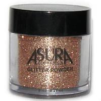 Глиттеры рассыпчатые AsurA cosmetics 16 Sand Gold