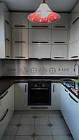 П-образная кухня в 3 яруса, фото 1