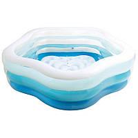 Детский надувной бассейн Intex 56495