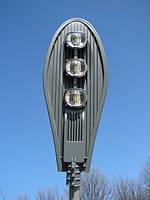 Уличные мощные светодиодные светильники  (Кобры)