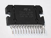 Чип TDA7388, усилитель низкой частоты