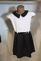 Платье на девочку в школу Польша 128-158 р.