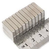 Неодимовые магниты 20*10*5мм №50