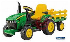 Трактор с прицепом на батареи Peg Perego John Deere IGOR0047 / IGOR0006