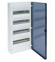 Щит наружной установки с прозрачной дверью 48 модулей Hager GOLF VS412TD