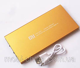 Универсальная батарея - Xiaomi Power bank Mi 14800 mAh, gold, фото 2