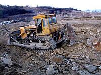 Разработка скальных грунтов.
