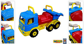 Каталка- автомобиль Премиум-2 Wader 6614, фото 2