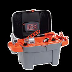 Мастерская инструментов в Чемоданчике игрушечная Black & Decker Smoby 360100