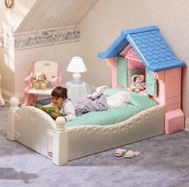 """Кровать Little Tikes """"Маленькая принцесса 7825 7000, фото 2"""