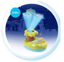 Музыкальный ночник проектор Smoby 211422N, фото 2