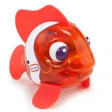 Плавающяя  рыбка Красная little tikes  638220M