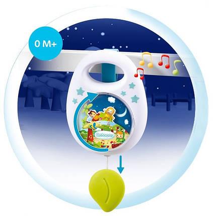 Музыкальная подвеска голубая Cotoons Smoby 110100_hieb, фото 2