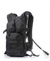 Рюкзак с питьевой системой 2.5 л 23х46х6 см Trаum 7031-01