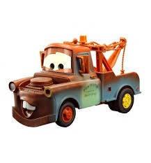 Dickie Машинка на радиоуправлении Cars Mater 3089502