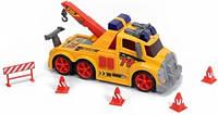 """Функциональный автомобиль """"Эвакуатор"""" со звуковыми и световыми эффектами Dickie Toys (3308359)"""