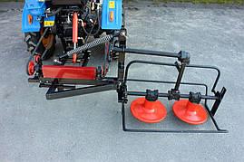 Косилка роторная КР-09 к минитрактору (боковая), фото 2