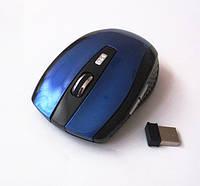 Мышь  оптическая беспроводная G109, blue, фото 1
