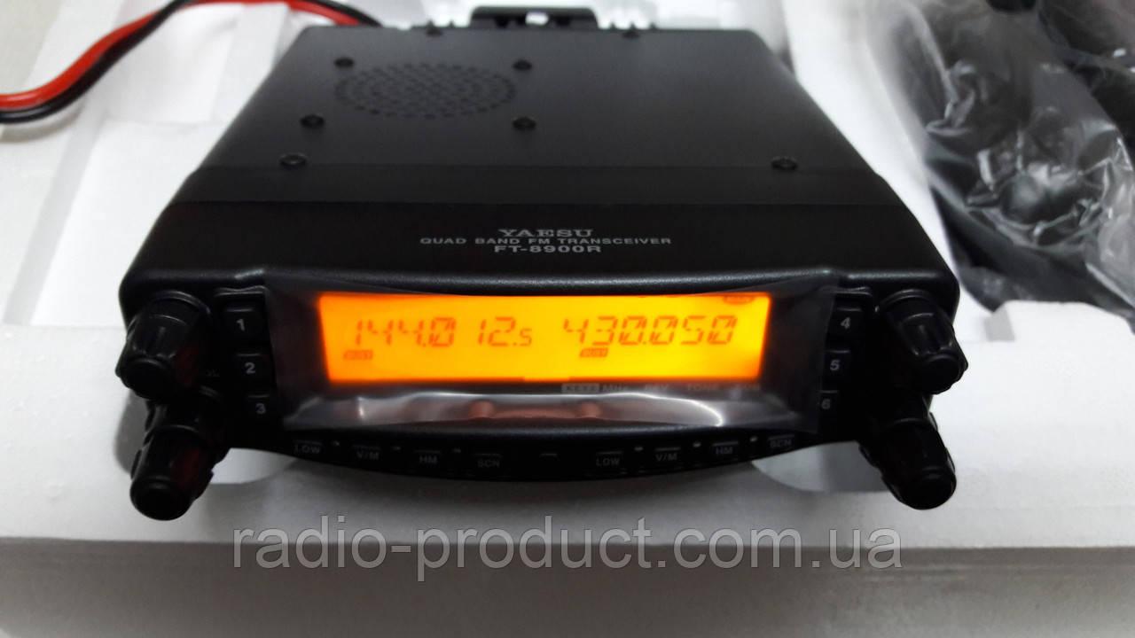 Yaesu FT-8900, четырёхдиапазонный трансивер, радиостанция, оригинал