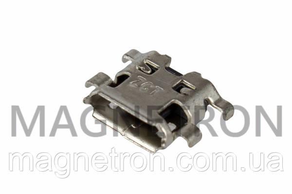Разъем зарядного устройства Micro-USB для мобильных телефонов Blackberry 835472, фото 2