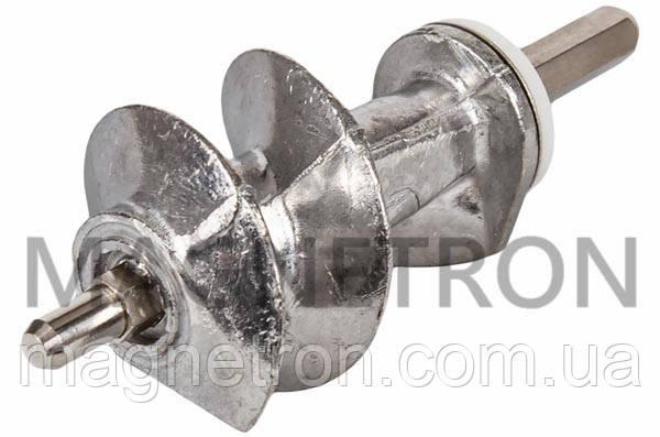 Шнек (с уплотнительным кольцом) для мясорубок Moulinex XF911101 (в упаковке), фото 2
