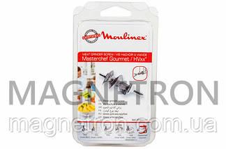 Шнек (с уплотнительным кольцом) для мясорубок Moulinex XF911101 (в упаковке), фото 3
