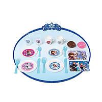 Чемодан посуды снежной королевы Smoby 310524
