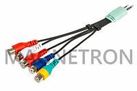 Переходник компонентный AV для LED телевизоров Samsung BN39-01154W