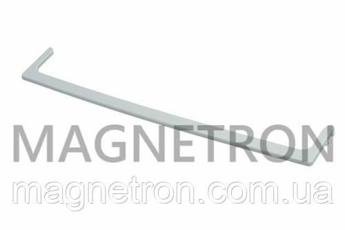 Обрамление переднее стеклянной полки к холодильнику Snaige D139073