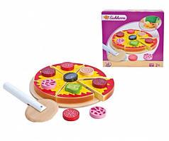 Детская игрушечная пицца нарезная Eichhorn 3730